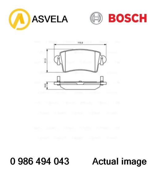 small resolution of details about brake pad set disc brake for renault opel vauxhall nissan master ii box fd zd30