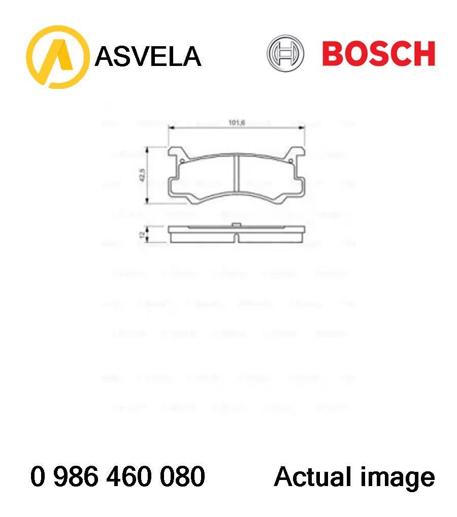 Brake Pad Set,disc brake for MAZDA,DAIHATSU,EUNOS 323 III
