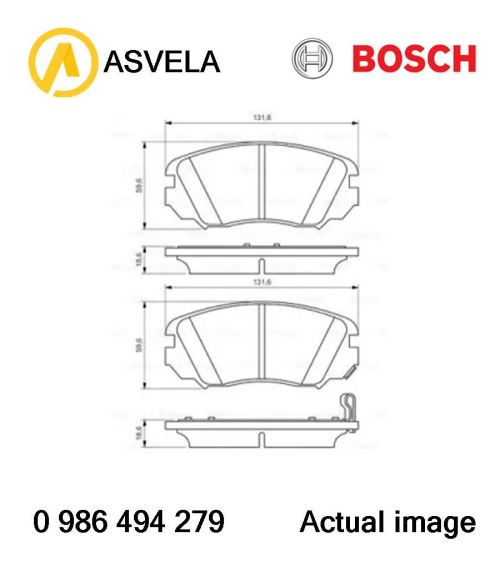 small resolution of details about brake pad set disc brake for saab vauxhall opel chevrolet 9 5 ys3g a 20 dtr le9