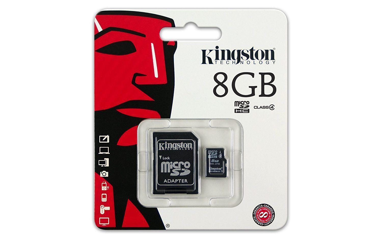 Kingston Class 4 8GB Micro SD card for Samsung Nintendo DS DSi XL 3DS LITE Wii U | eBay