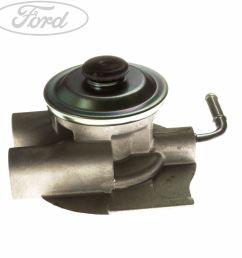 genuine ford ranger 2 2 2 4 tdci everest diesel fuel filter body pump 3950878 [ 1800 x 1800 Pixel ]