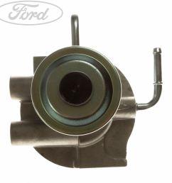 details about genuine ford ranger 2 2 2 4 tdci everest diesel fuel filter body pump 3950878 [ 1800 x 1800 Pixel ]