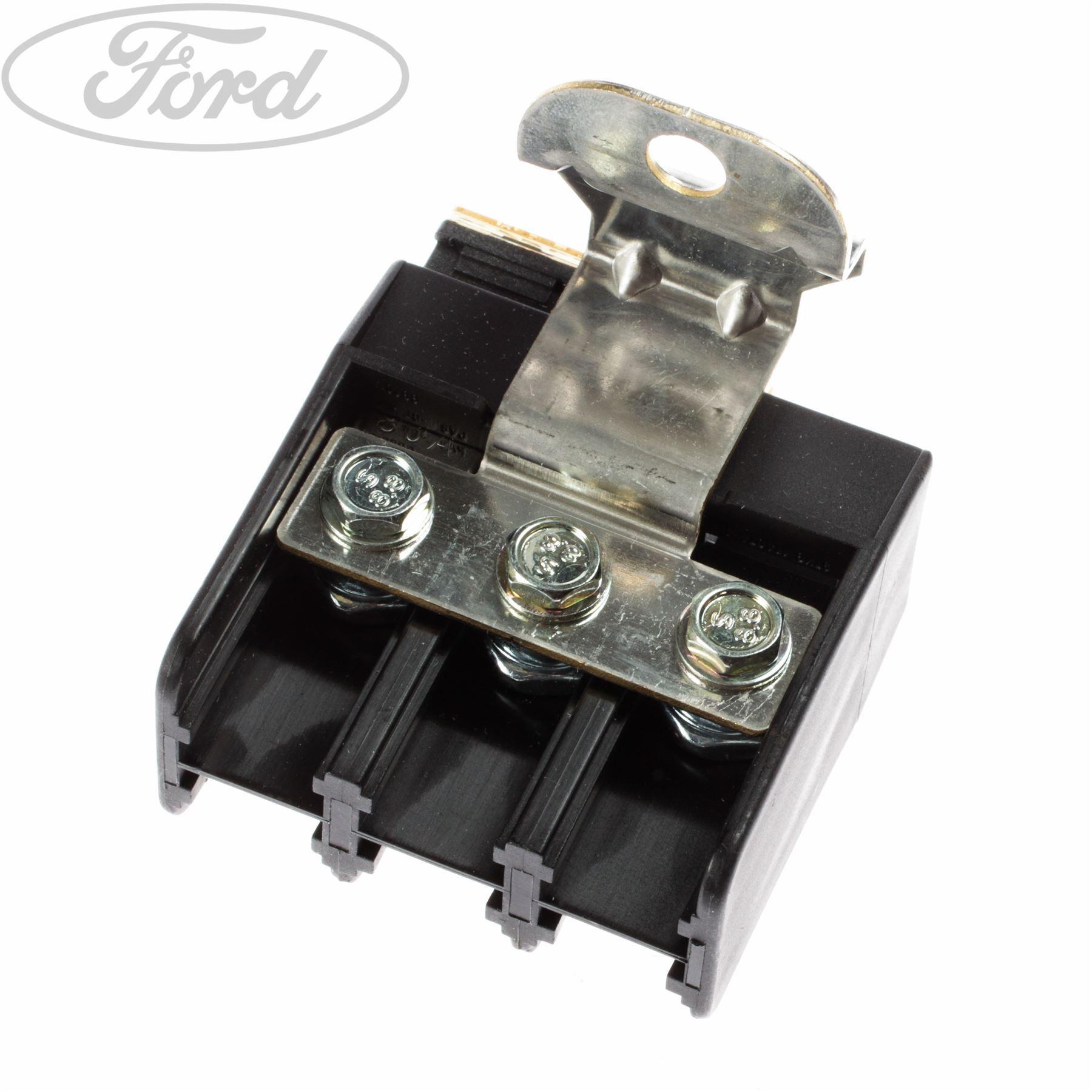hight resolution of details about genuine ford ka mk1 fuse junction panel 1039794