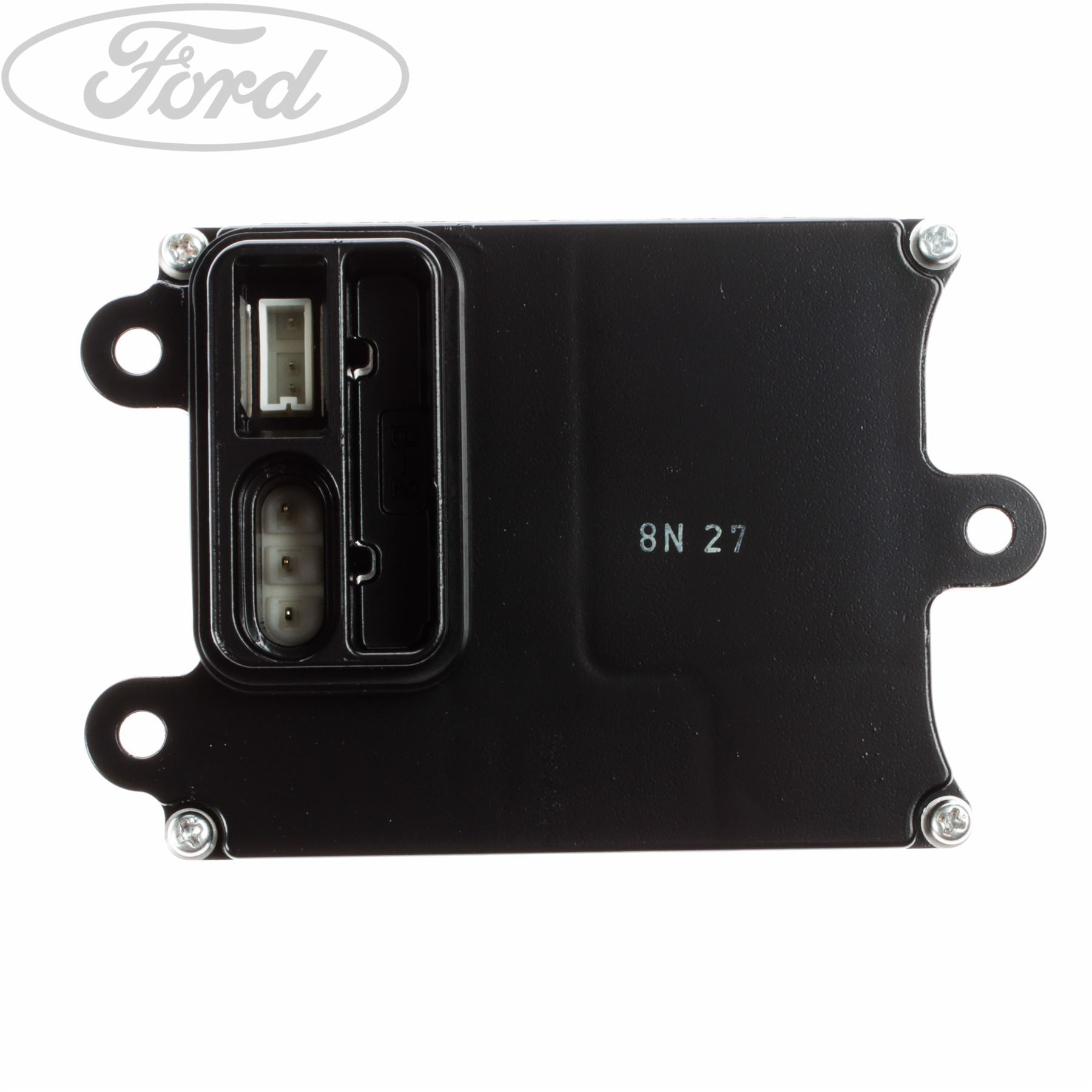 hight resolution of details about genuine ford focus mk2 headlight headlamp ballast assembly 1324264