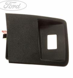 3 of 4 genuine ford ka mk1 fuse box cover 1376792 [ 1800 x 1800 Pixel ]