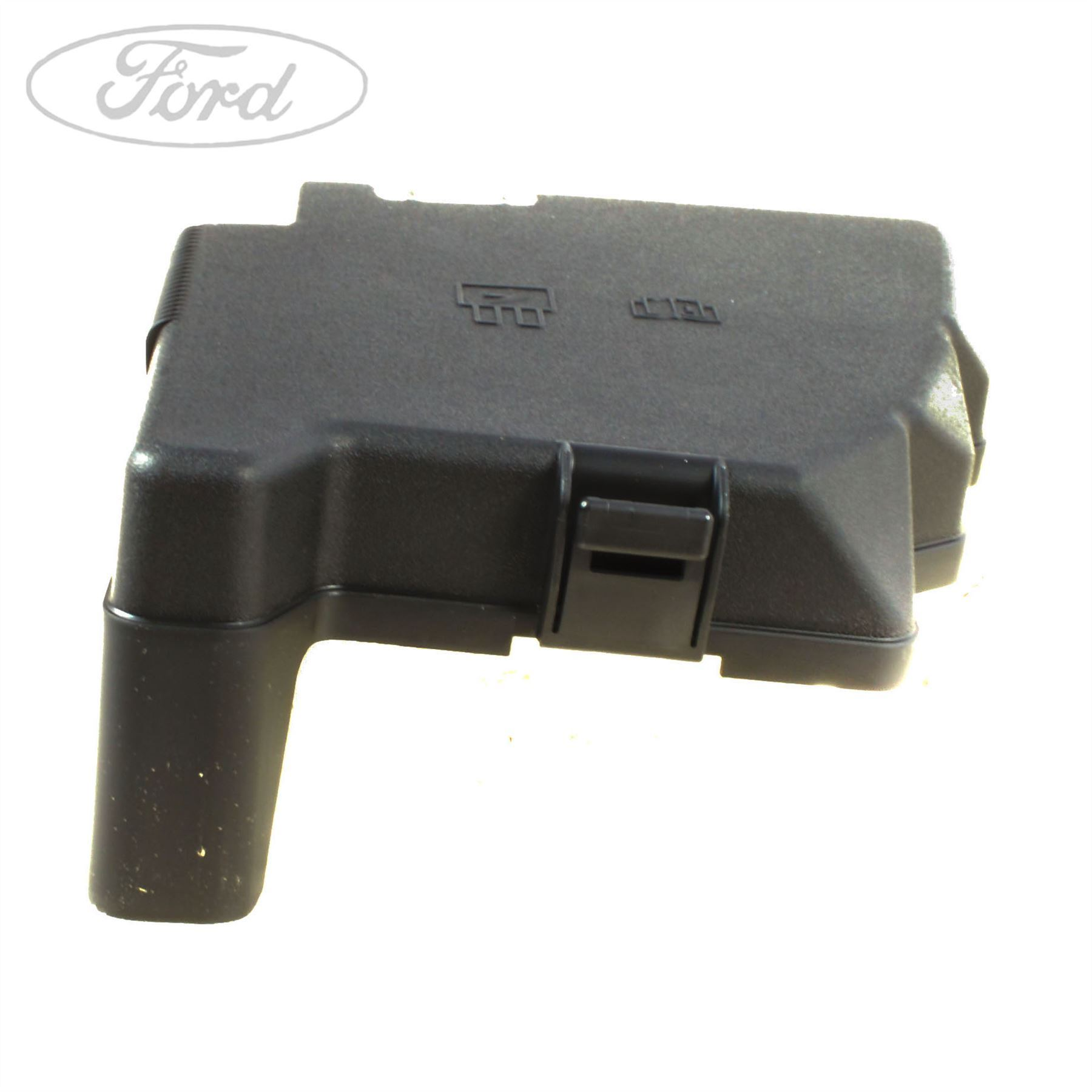 hight resolution of details about genuine ford fiesta mk7 fuse box cover 1515045