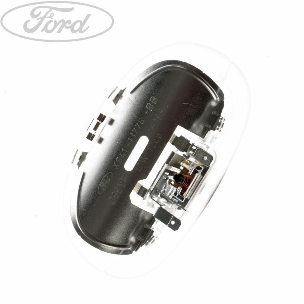 medium resolution of details about genuine ford focus mk1 fiesta mk6 mondeo interior dome light lamp 4688097