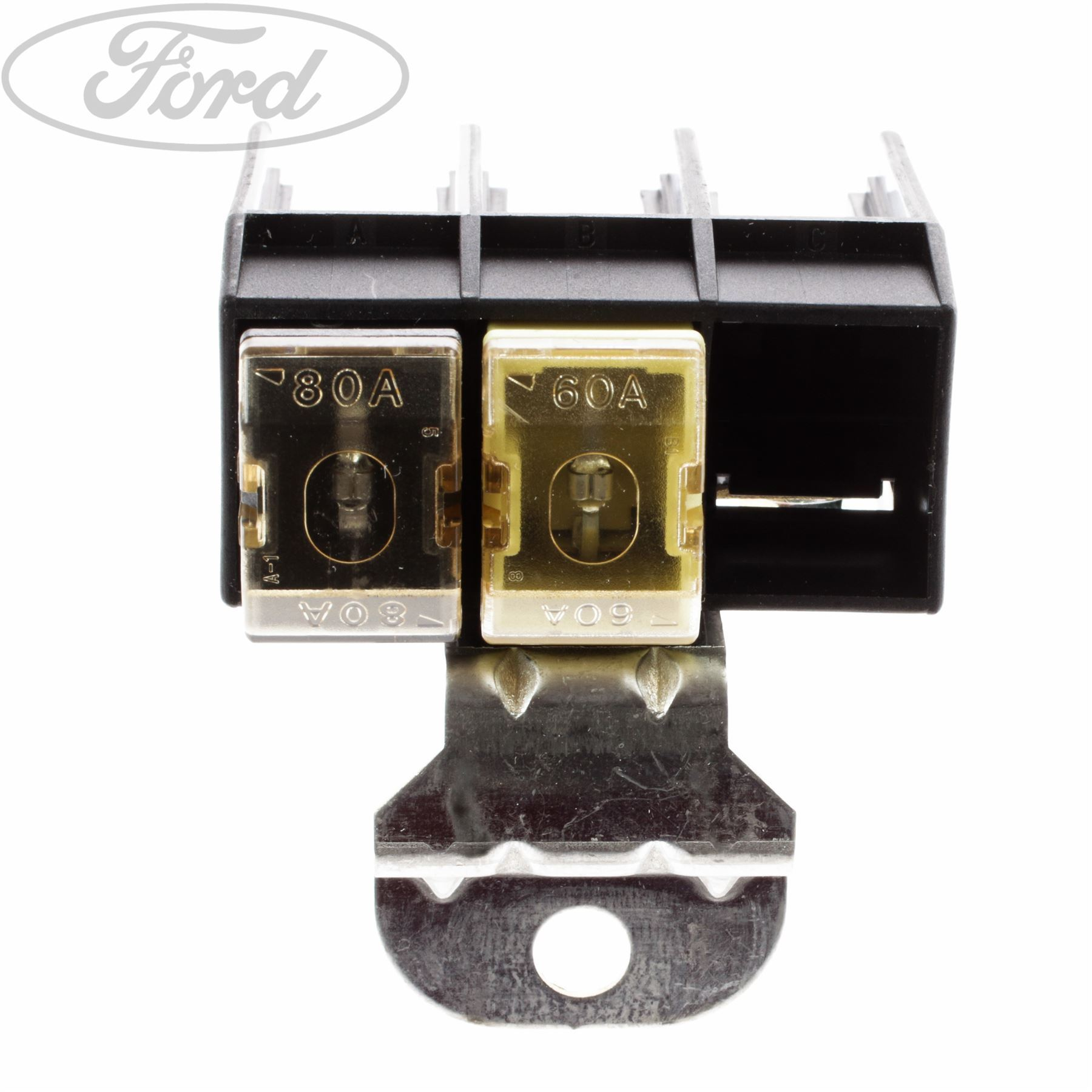 hight resolution of genuine ford ka mk1 fuse junction panel 1039794