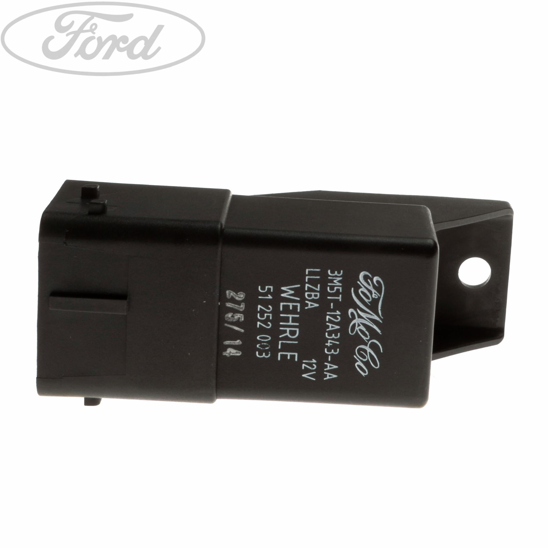 hight resolution of details about genuine ford focus mk2 fiesta mk6 fusion heater glow plug relay 1252609