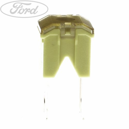 small resolution of details about genuine ford escort orion sierra fiesta transit motorcraft 60 amp fuse 6509686