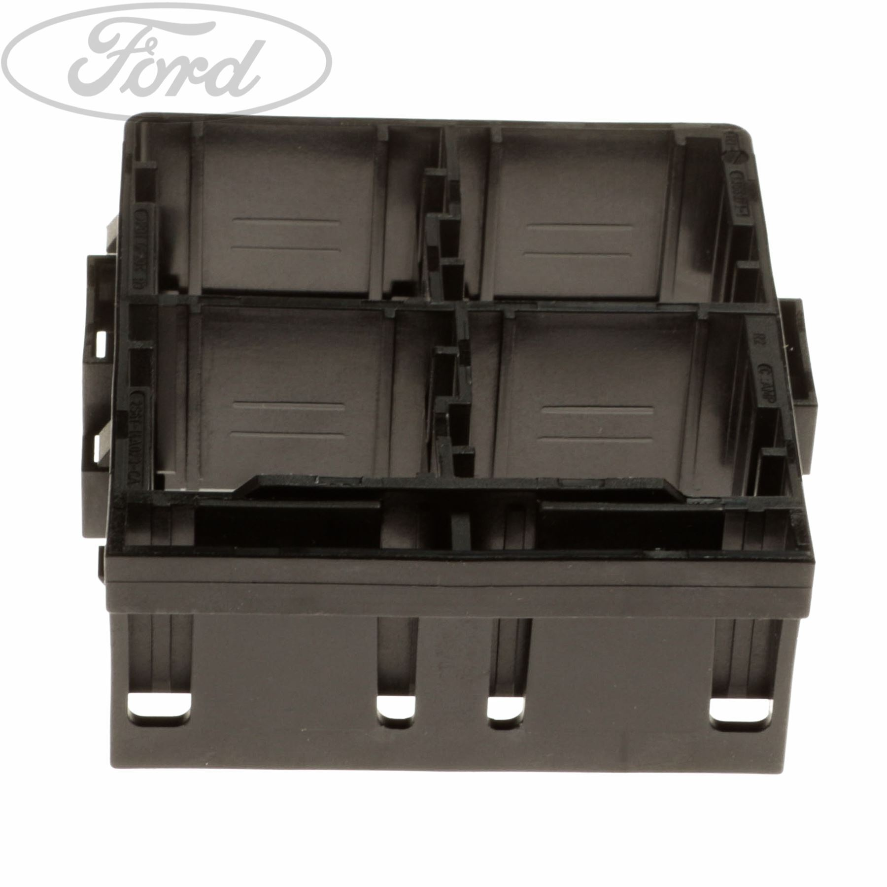 hight resolution of details about genuine ford fiesta mk6 fusion fuse junction panel 1142883