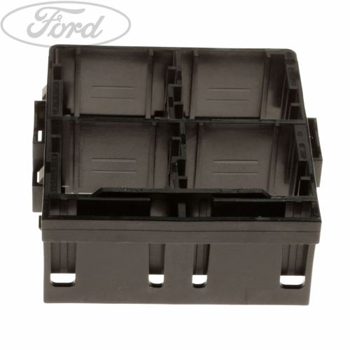 small resolution of details about genuine ford fiesta mk6 fusion fuse junction panel 1142883