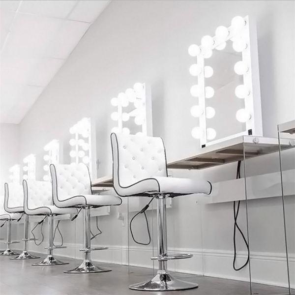 Holywood Light Vanity Dressing Table Wall Makeup
