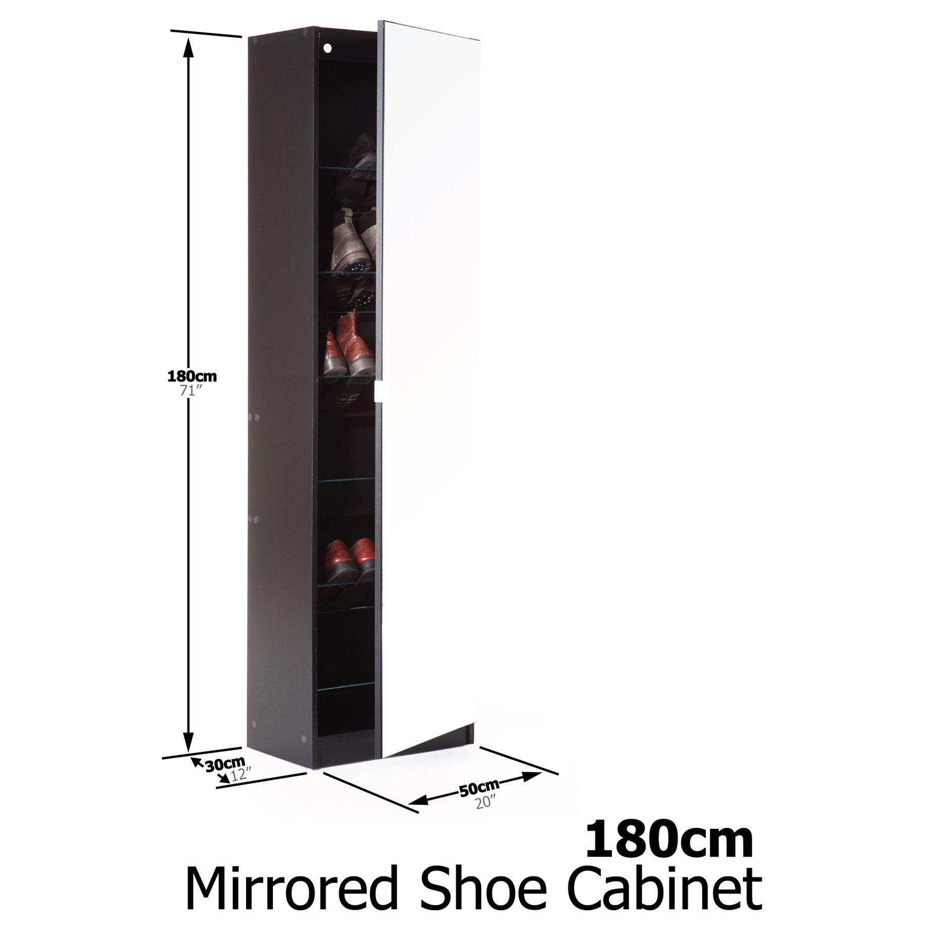 Tall Standing Shoe Rack