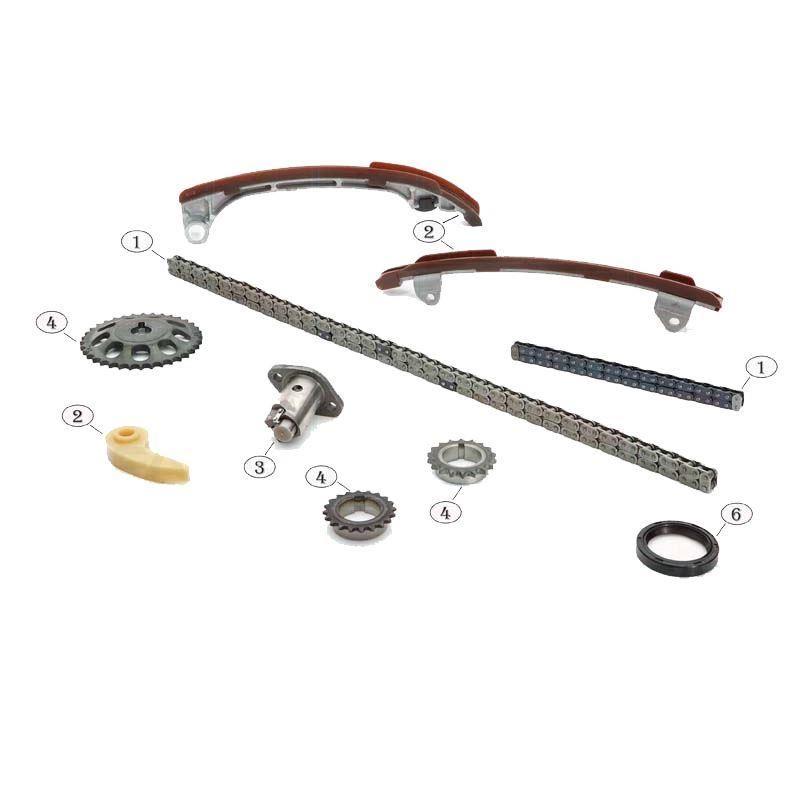 Toyota RAV-4 2.0 VVT-i Petrol 2000-2005 Timing Chain Kit