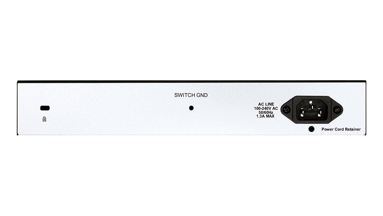 D-Link DGS-1210-10P Web Smart 10-Port Managed Gigabit PoE