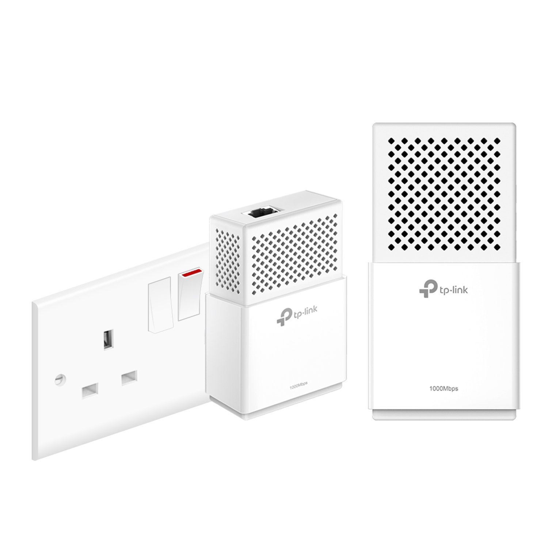 Tp Link Tl Wpa Kit Av Gigabit Powerline Ac750 Wi Fi Booster Extender Uk