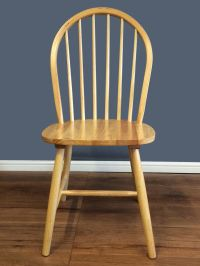 Modern Windsor Chair Wooden Contemporary Dining chair Set ...