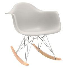 Modern Rocking Chair Singapore Lounge Clearance Eames Rar Rocker Armchair Retro