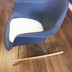 Eames Chair Cushion Plastic Chiavari Chairs Charles Seat Pad Cushions Compatible For Rar Daw