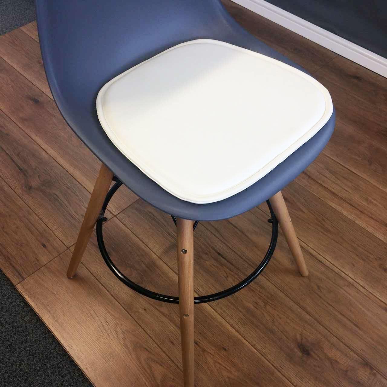 eames chair cushion wheelchair rental nyc charles seat pad cushions compatible for rar daw