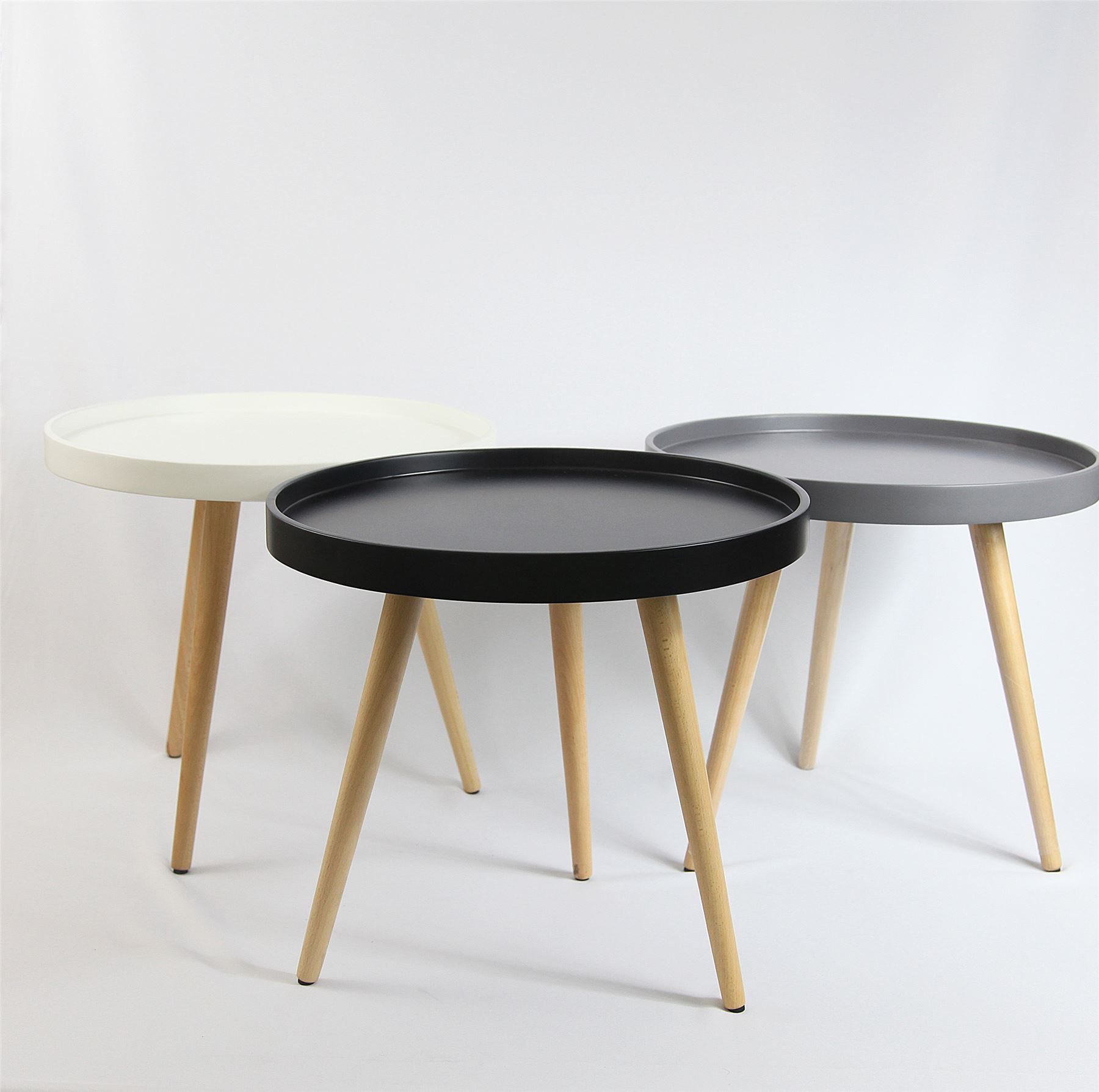 42 round coffee table