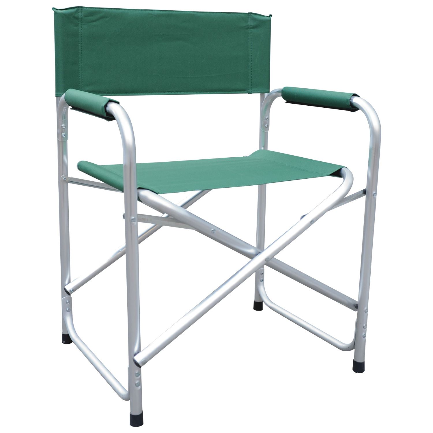Folding Chair With Arms Black And Green Lightweight Folding Directors Chair W