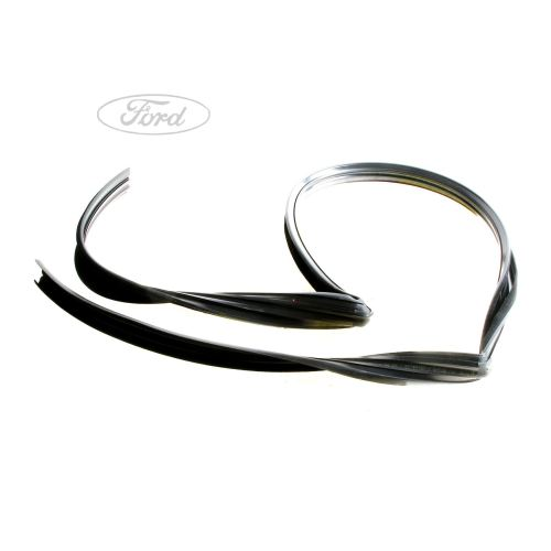 small resolution of details about genuine ford fiesta mk7 n s front door glass run seal 1767197