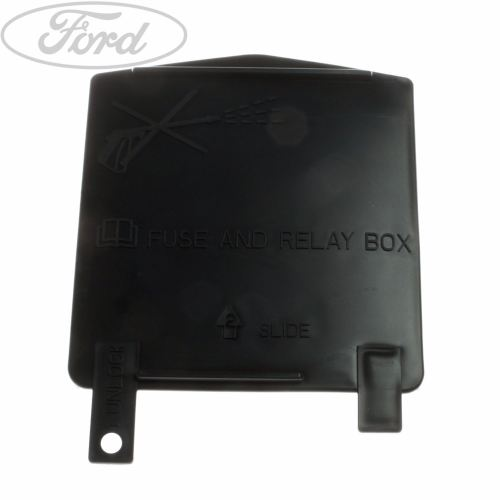 small resolution of details about genuine ford ka additional fuse box cover 1633886