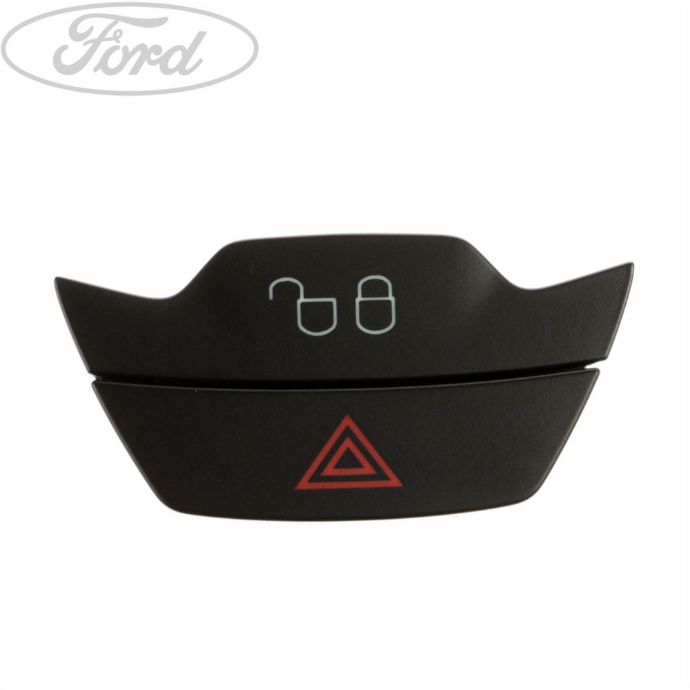 medium resolution of details about genuine ford fiesta mk7 hazard light warning switch 1519127