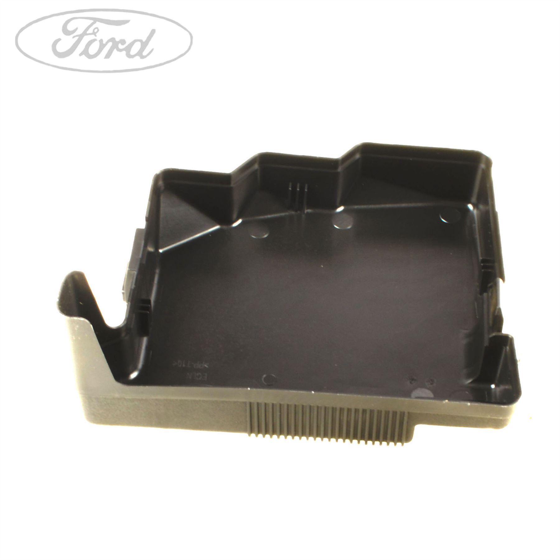 hight resolution of genuine ford fiesta mk7 fuse box cover 1515045