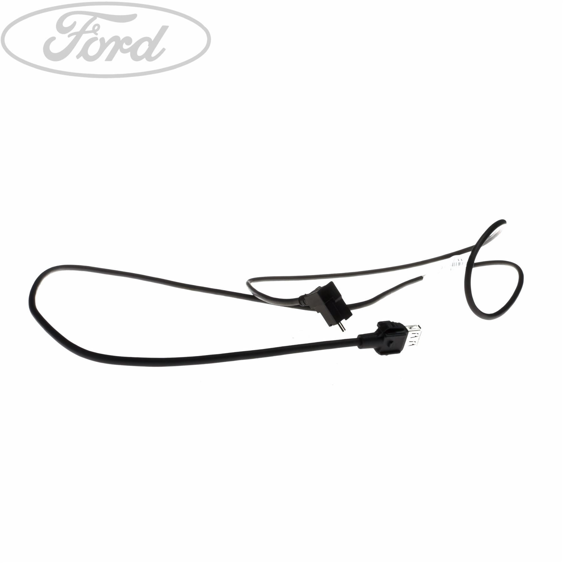 Genuine Ford Fiesta MK7 Dashboard USB Wire Cable 1854171