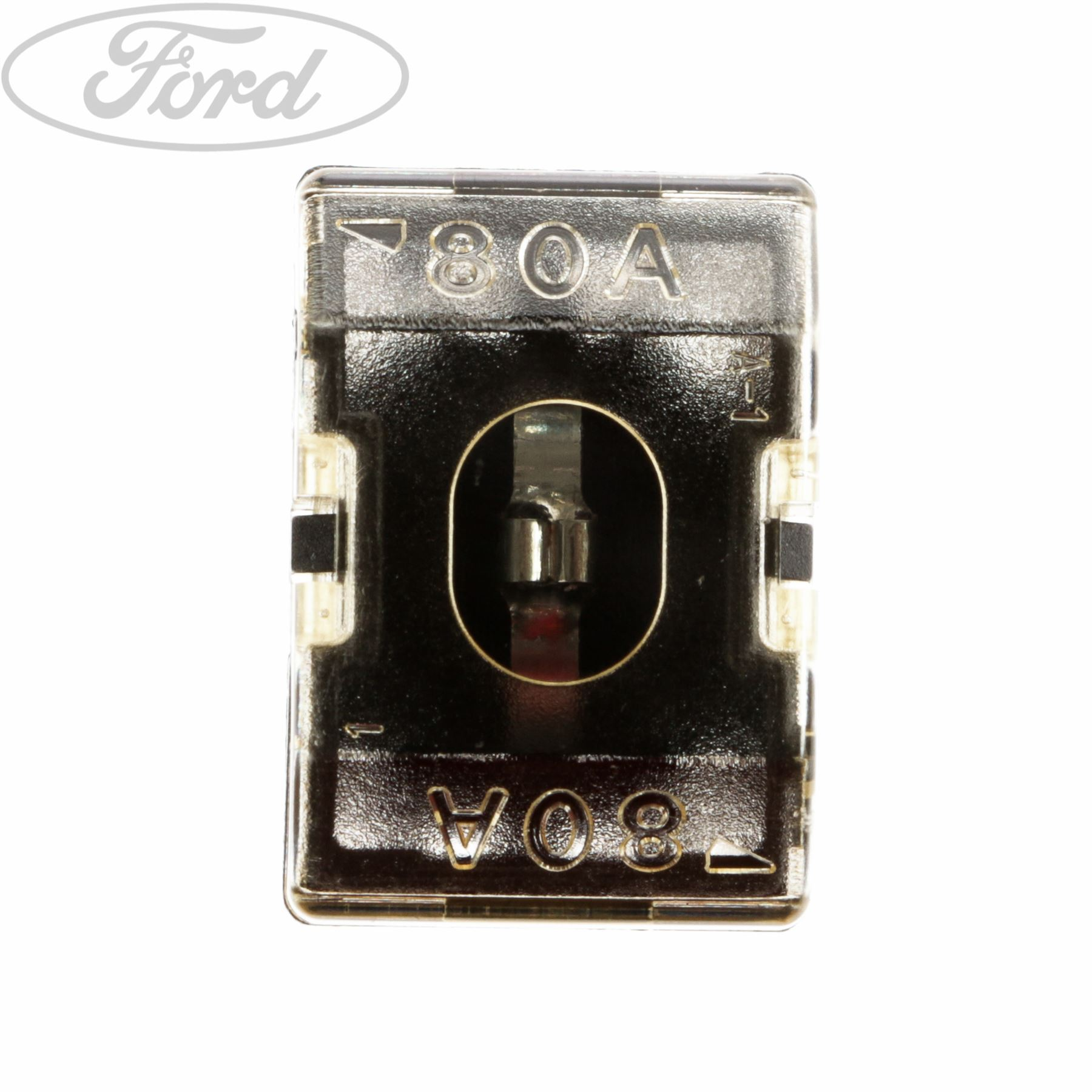 hight resolution of details about genuine ford escort orion sierra fiesta transit motorcraft 80 amp fuse 6509687