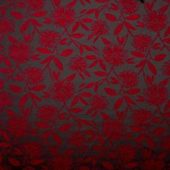 Fabric Material For Sofa Sectional Discount Luxury Soft Floral Swirl Chenille Flower Upholstery