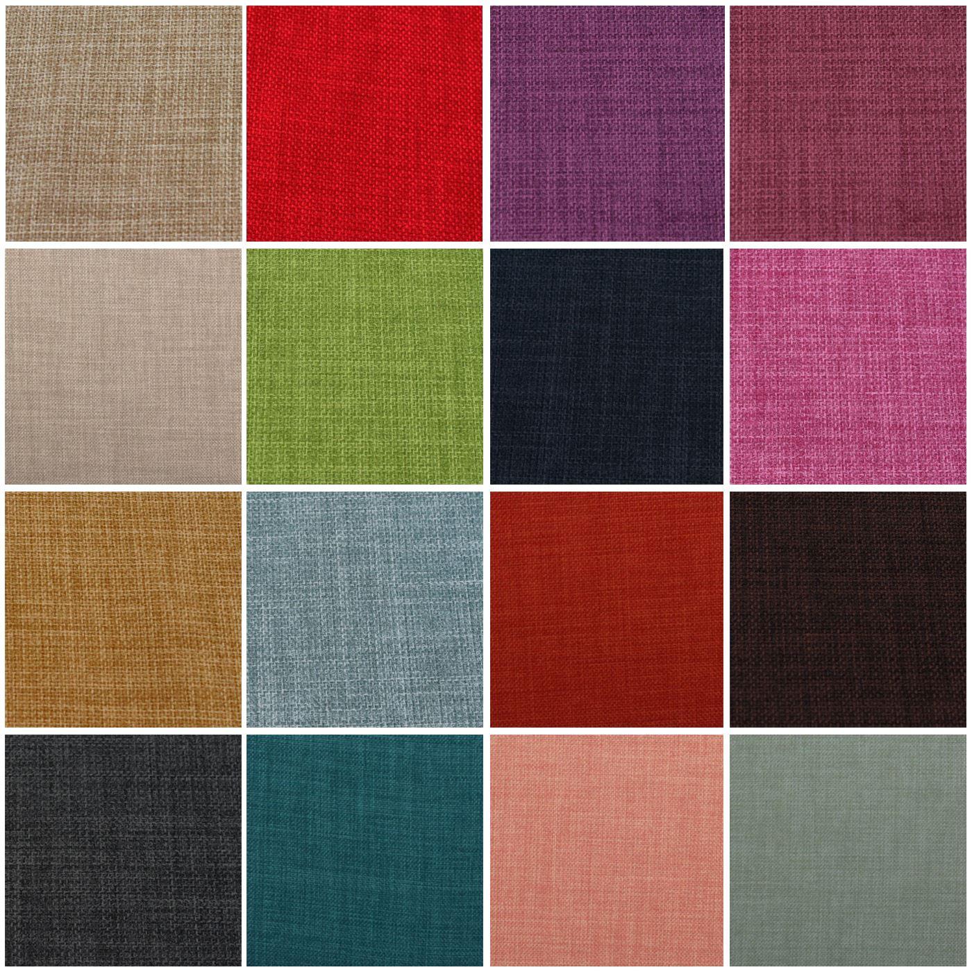 soft sofa material value city sleeper sofas plain linen look designer curtain cushion