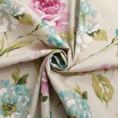 How To Clean Linen Cotton Sofa Make Cushions Fluffy Again Watercolour Floral Tartan Check Panama