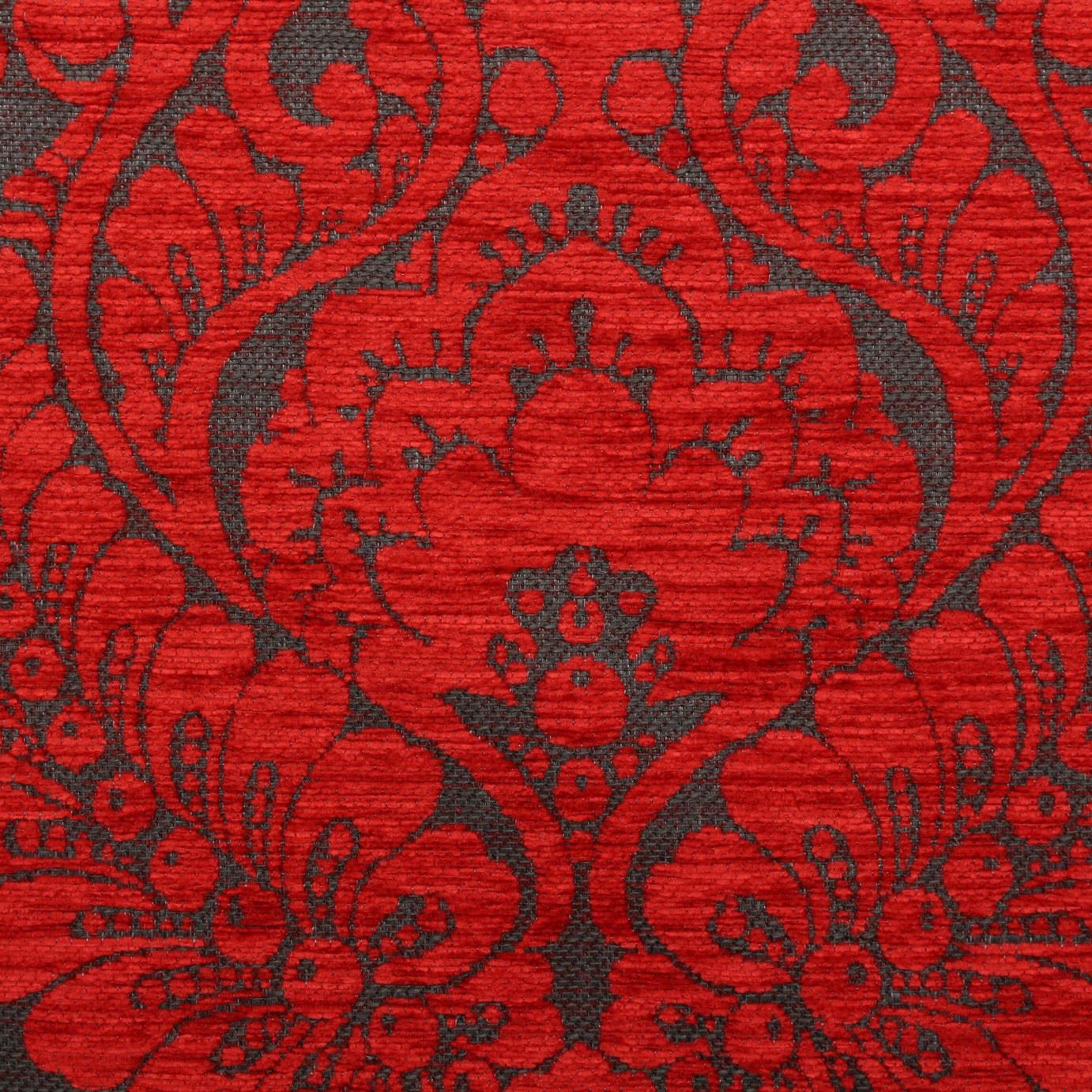 velvet sofa fabric online india tufted chesterfield style heavy weight chenille floral damask dfs