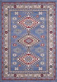 Traditional Persian Rug Oriental Medallion Design Carpet ...