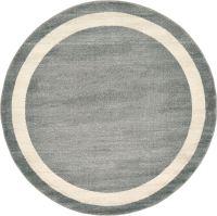 Modern Large Area Rug Soft Contemporary Greek Style Carpet