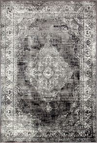 Traditional Vintage Style Persian Rug Design Oriental