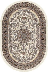 Home Floor Carpte# Area Rug Oval Shape Medallion Carpets ...