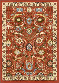 Traditional Persian Design Rug Large Oriental Small Floral ...