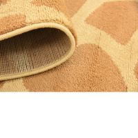 Giraffe Skin Modern Safari Style Area Rug Contemporary ...