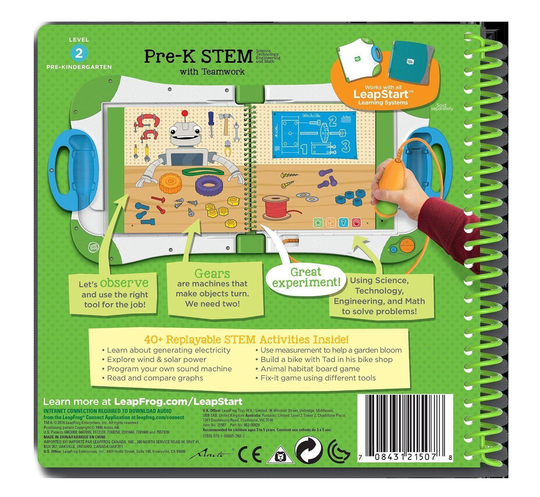 Leapfrog Leapstart Nursery Activity Books