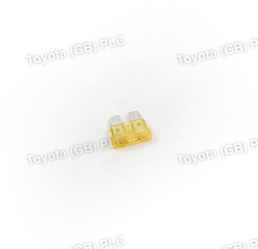 hight resolution of details about genuine lexus fuse block 20a 9098209004