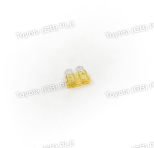 small resolution of details about genuine lexus fuse block 20a 9098209004