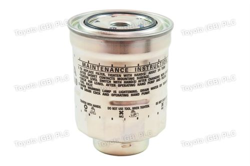 small resolution of genuine toyota auris corolla car replacement fuel filter 2339026140