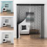 Twist String Door Curtain Panel Room Divider 38 X 90 97cm X 229cm Ebay
