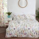 Hampshire Duvet Covers Floral Country Watercolour Cream Quilt Cover Bedding Sets Ebay