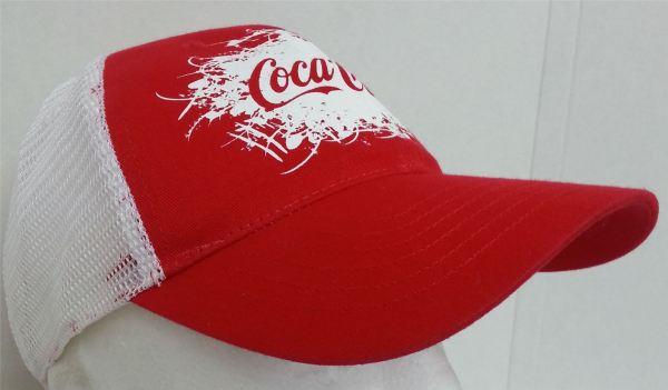 Coca Cola Adult Big Selection Choose Colour & Style Hat